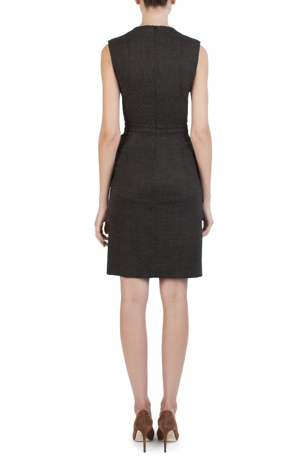 OnePointSix AUDEN Black Business Cocktail DRESS