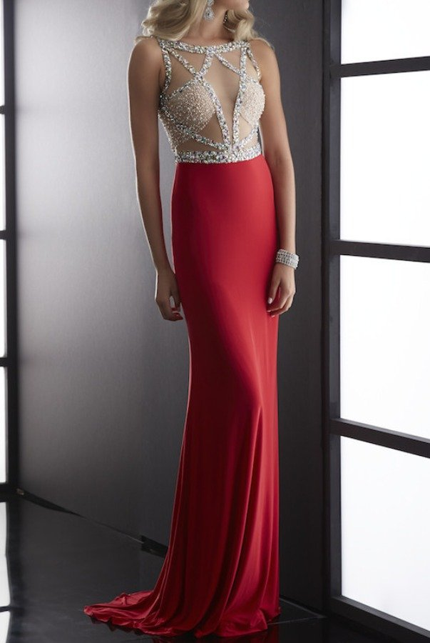 Jasz Couture Red Carpet Dress Gown 5045