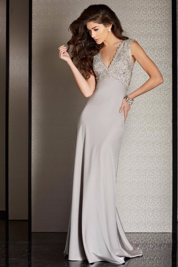 Clarisse M6248 Modern Beauty Empire Gown Blush Pink Dress
