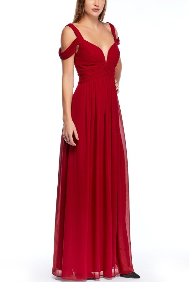 94069efff1 ... Lulus Make me move Burgundy Maxi Dress ...