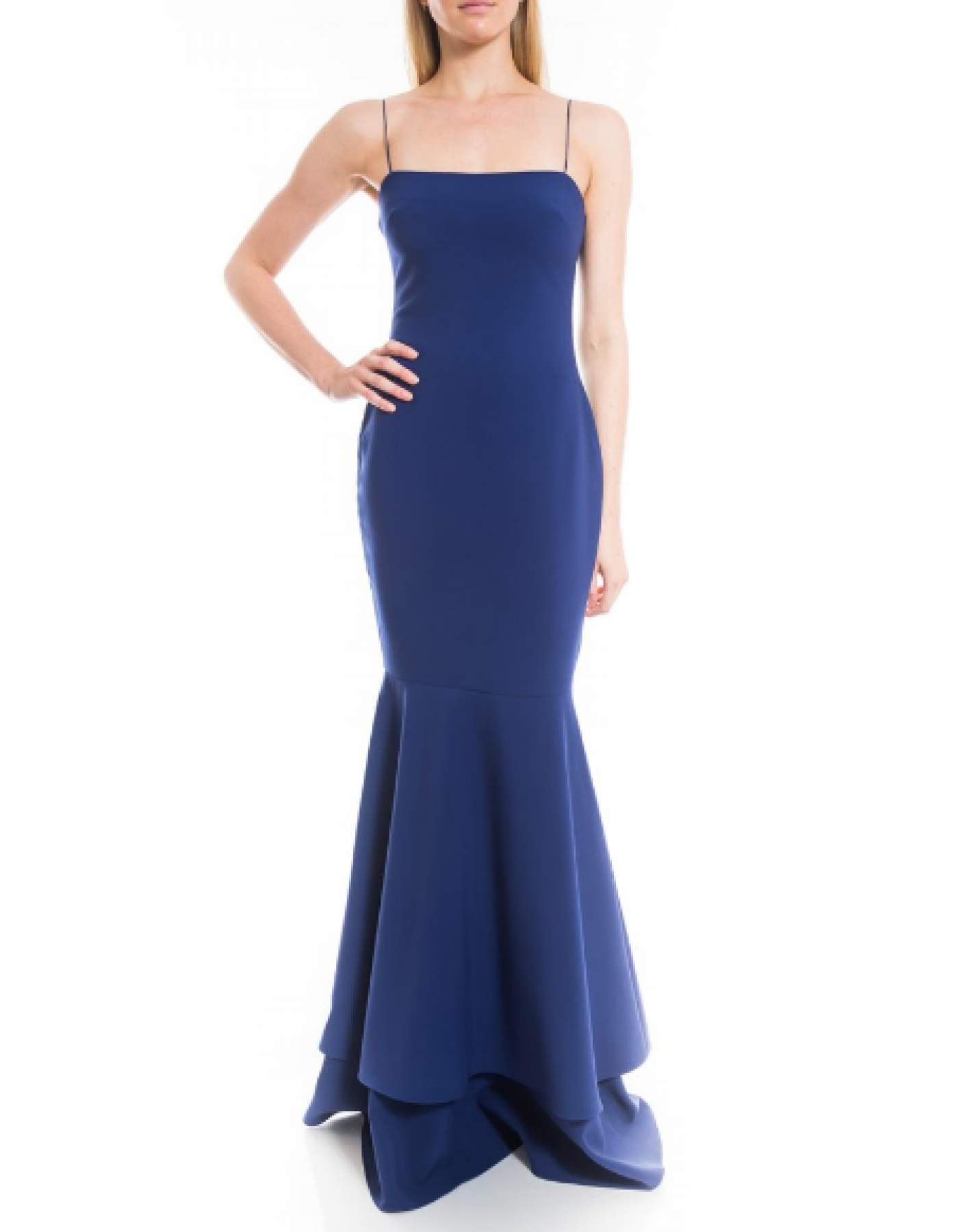 Likely Navy Aurora Mermaid Gown YD269001LYB-N