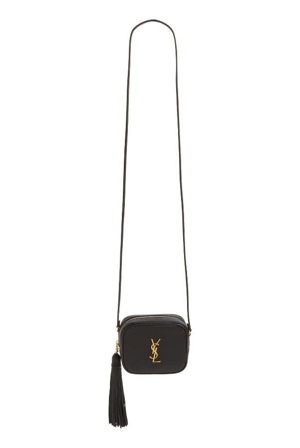 Saint Laurent Monogram Mini Blogger Crossbody Bag