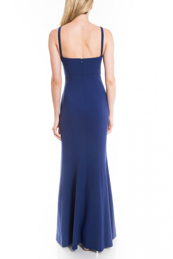 Likely Blue Alameda Slit Gown YD437001LYB