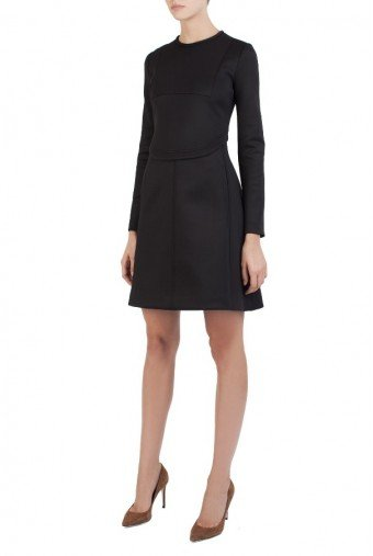OnePointSix PARKER DRESS BLACK
