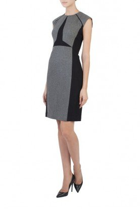 OnePointSix AVERY DRESS colorblock