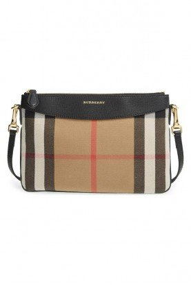 Peyton House Check Crossbody Bag