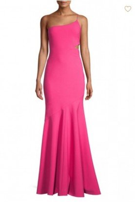 Likely Fuchsia Josephine Mermaid Gown YD87991LYB