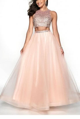 Blush Ballet Blush 2 Piece Gown 11746
